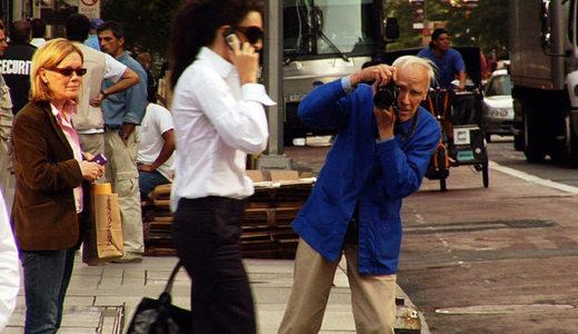 「ビル・カニンガム&ニューヨーク」/ Bill Cunningham, New York 感想